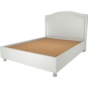 Кровать OrthoSleep Калифорния жесткое основание белый 140х200