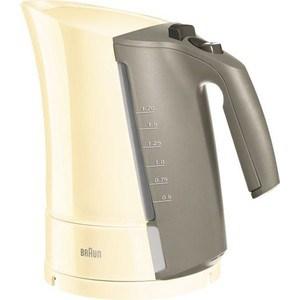 Фото #1: Чайник электрический Braun WK 300 кремовый