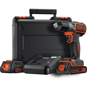 Шуруповерт Black+Decker ASD14KB black decker kx1692 157011 теплопистолет