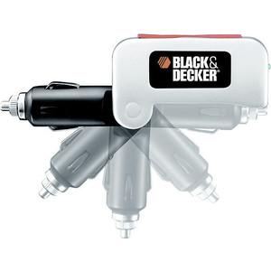 Инвертор автомобильный Black+Decker BDPC10USB