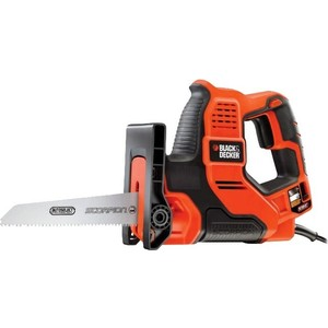 Сабельная пила Black+Decker RS890K