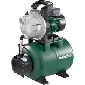Насосная станция Metabo HWW 3300/25 G насосная станция metabo hww 4500 25 inox plus 600973000