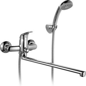 Смесители для ванны Milardo Davis (DA23A99CK MI) смесители для ванны milardo bering be270bw6k w21 mi