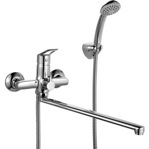 Смеситель для ванны Milardo Amur (AMUSBLCM10)