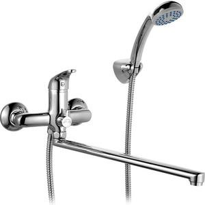 Смесители для ванны Milardo Davis (DAVSBLCM10) смесители для умывальника milardo davis c гигиеническим душем davsb00m08