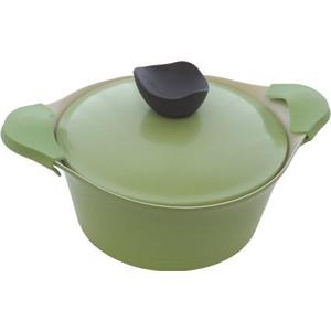 Кастрюля 24 см Frybest Evergreen (GRCY-C24) крем evergreen 1l