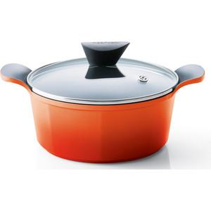 Кастрюля 20 см Frybest Orange (ORCV-C20 Orange) frybest ozen f28i серый
