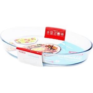 цены на Стеклянная форма 39х28х7 см Frybest Glass ovenware (BK-BG-040)  в интернет-магазинах