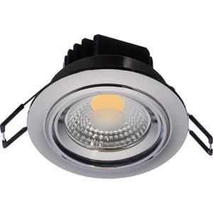 Встраиваемый светодиодный светильник DeMarkt 637015701