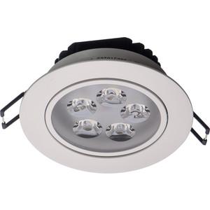 Встраиваемый светодиодный светильник MW-Light 637015005 встраиваемый светодиодный светильник mw light круз 11 637014601