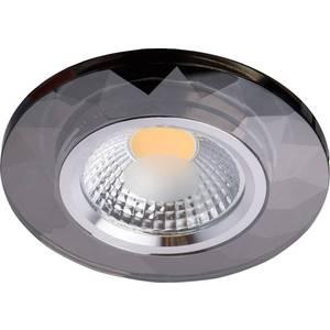 Встраиваемый светодиодный светильник DeMarkt 637014601 встраиваемый светодиодный светильник mw light круз 11 637014601