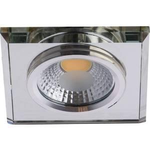 Встраиваемый светодиодный светильник DeMarkt 637014901