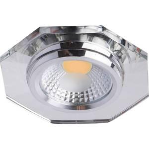 Встраиваемый светодиодный светильник DeMarkt 637014401