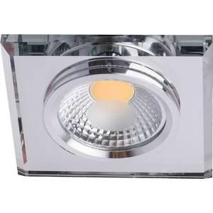 Встраиваемый светодиодный светильник DeMarkt 637014501