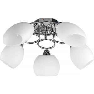 Потолочная люстра Toplight TL2650X-05CH люстра toplight mavis tl4100d 05ch потолочная