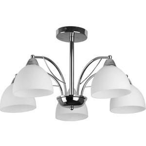 Потолочная люстра Toplight TL3610X-05CH потолочная люстра toplight tl2660x 03wc