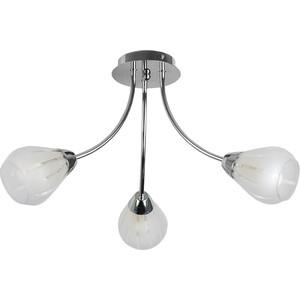 Потолочная люстра Toplight TL3660X-03CH потолочная люстра toplight lynette tl1156 8d
