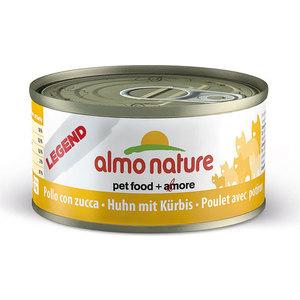 Консервы Almo Nature Legend Adult Cat with Chicken and Pumpkin с курицей и тыквой для кошек 70г (1331)