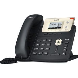 SIP-телефон Yealink SIP-T21 E2 блок питания pa 5vdc 2a для sip t32g sip t38g sip t46g sip t48g