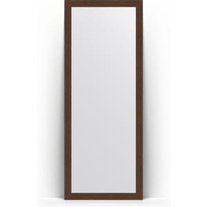 Зеркало напольное Evoform Definite Floor 78x197 см, в багетной раме - мозаика античная медь 70 мм (BY 6003) зеркало evoform definite 146х56 мозаика античная медь