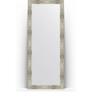 Зеркало напольное Evoform Definite Floor 81x201 см, в багетной раме - алюминий 90 мм (BY 6012)