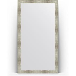 Зеркало напольное Evoform Definite Floor 111x201 см, в багетной раме - алюминий 90 мм (BY 6024)