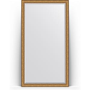 Зеркало напольное с фацетом Evoform Exclusive Floor 109x198 см, в багетной раме - медный эльдорадо 73 мм (BY 6146) зеркало с фацетом в багетной раме поворотное evoform exclusive 74x164 см медный эльдорадо 73 мм by 1303