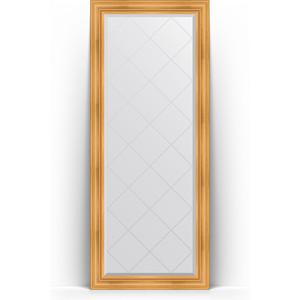 Фото - Зеркало напольное с гравировкой поворотное Evoform Exclusive-G Floor 84x204 см, в багетной раме - травленое золото 99 мм (BY 6327) зеркало напольное с гравировкой поворотное evoform exclusive g floor 114x204 см в багетной раме травленое золото 99 мм by 6367