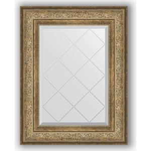 Зеркало с гравировкой поворотное Evoform Exclusive-G 60x78 см, в багетной раме - виньетка античная бронза 109 мм (BY 4038) зеркало с фацетом в багетной раме поворотное evoform exclusive 80x110 см виньетка античная бронза 109 мм by 3477
