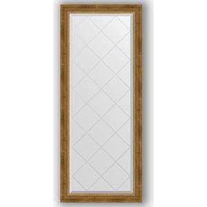 Фото - Зеркало с гравировкой поворотное Evoform Exclusive-G 63x153 см, в багетной раме - состаренная бронза с плетением 70 мм (BY 4133) зеркало с гравировкой поворотное evoform exclusive g 93x168 см в багетной раме состаренная бронза с плетением 70 мм by 4391