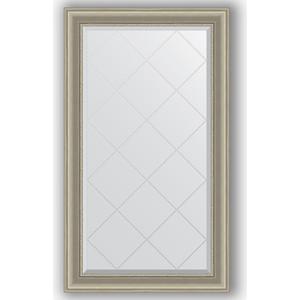 Зеркало с гравировкой поворотное Evoform Exclusive-G 76x131 см, в багетной раме - хамелеон 88 мм (BY 4235)