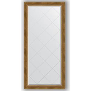 Фото - Зеркало с гравировкой поворотное Evoform Exclusive-G 73x155 см, в багетной раме - состаренная бронза с плетением 70 мм (BY 4262) зеркало с гравировкой поворотное evoform exclusive g 93x168 см в багетной раме состаренная бронза с плетением 70 мм by 4391