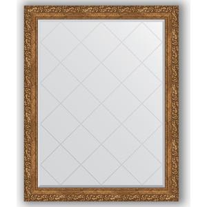 Зеркало с гравировкой поворотное Evoform Exclusive-G 95x120 см, в багетной раме - виньетка бронзовая 85 мм (BY 4357) зеркало с гравировкой поворотное evoform exclusive g 95x120 см в багетной раме виньетка античное серебро 85 мм by 4358