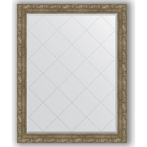 Зеркало с гравировкой поворотное Evoform Exclusive-G 95x120 см, в багетной раме - виньетка античная латунь 85 мм (BY 4360) зеркало с гравировкой поворотное evoform exclusive g 95x120 см в багетной раме виньетка античное серебро 85 мм by 4358