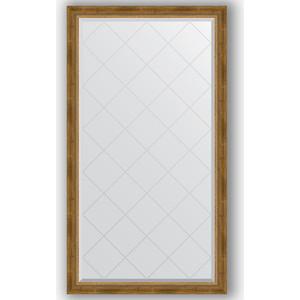 Фото - Зеркало с гравировкой поворотное Evoform Exclusive-G 93x168 см, в багетной раме - состаренная бронза с плетением 70 мм (BY 4391) зеркало с гравировкой поворотное evoform exclusive g 93x168 см в багетной раме состаренная бронза с плетением 70 мм by 4391