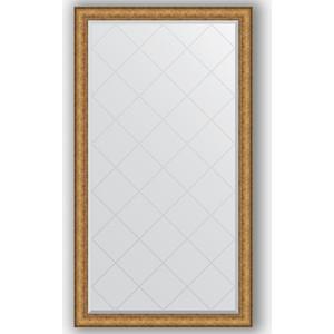 Зеркало с гравировкой поворотное Evoform Exclusive-G 94x168 см, в багетной раме - медный эльдорадо 73 мм (BY 4395) зеркало с фацетом в багетной раме поворотное evoform exclusive 54x74 см медный эльдорадо 73 мм by 1223