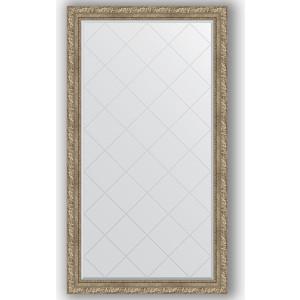 Зеркало с гравировкой поворотное Evoform Exclusive-G 95x170 см, в багетной раме - виньетка античное серебро 85 мм (BY 4401) зеркало с гравировкой поворотное evoform exclusive g 95x120 см в багетной раме виньетка античное серебро 85 мм by 4358
