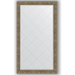 Зеркало с гравировкой поворотное Evoform Exclusive-G 95x170 см, в багетной раме - виньетка античная латунь 85 мм (BY 4403) зеркало evoform exclusive g 185х130 виньетка античная латунь