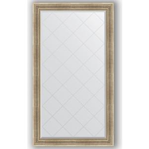 Зеркало с гравировкой поворотное Evoform Exclusive-G 97x172 см, в багетной раме - серебряный акведук 93 мм (BY 4411)