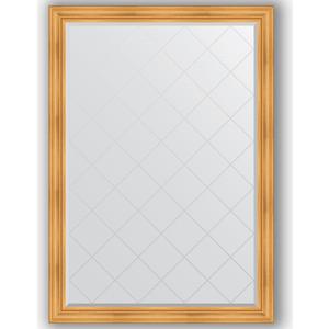 Зеркало с гравировкой поворотное Evoform Exclusive-G 134x189 см, в багетной раме - травленое золото 99 мм (BY 4503) зеркало с гравировкой поворотное evoform exclusive g 134x189 см в багетной раме травленое золото 99 мм by 4503