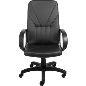 Кресло Алвест AV 101 PL (727) MK эко кожа 223 черная куртка кожаная wallis wallis wa007ewayxi7