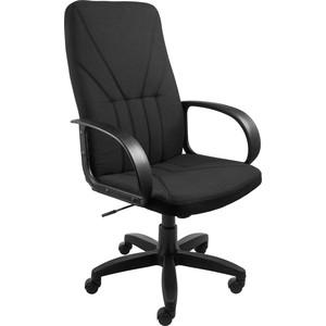 Кресло Алвест AV 101 PL (727) MK ткань 418 черная кресло алвест av 112 pl 727 mk ткань 418 черная кз 311 черный