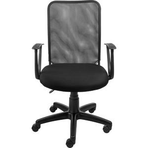Кресло Алвест AV 220 PL (С) TW сетка/сетка односл 455/470 черн/черная кресло алвест av 112 pl 727 mk ткань 418 черная кз 311 черный