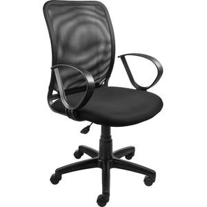 Кресло Алвест AV 219 PL (Р) TW сетка/сетка односл 455/470 черная/черная
