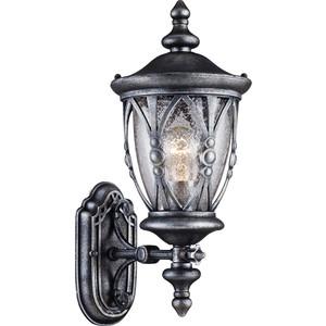 Уличный настенный светильник Maytoni S103-47-01-B