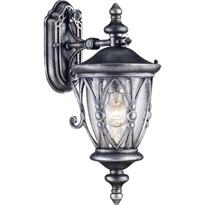 Уличный настенный светильник Maytoni S103-48-01-B