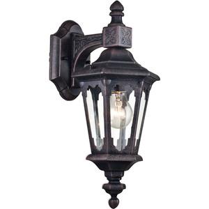 Уличный настенный светильник Maytoni S101-42-01-B