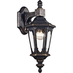 Уличный настенный светильник Maytoni S101-42-01-R