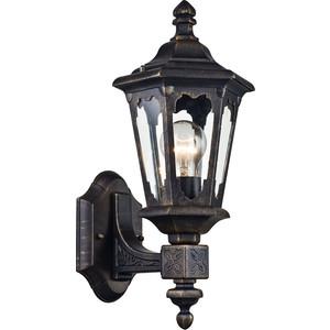 Уличный настенный светильник Maytoni S101-42-11-R