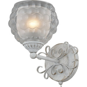 Бра IDLamp 285/1A-Whitepatina бра idlamp 913 1a whitechrome
